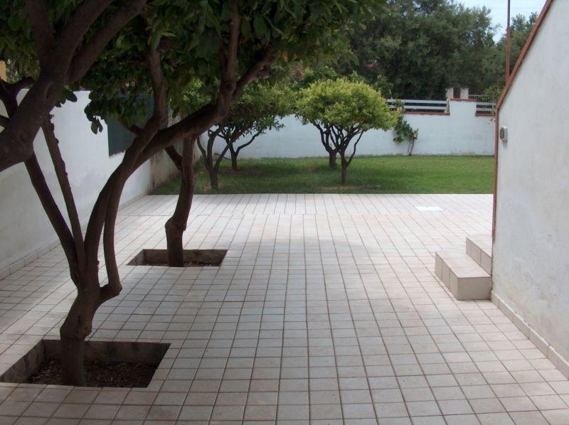 Giardino Affitto Appartamento 104383 Marina di Ragusa