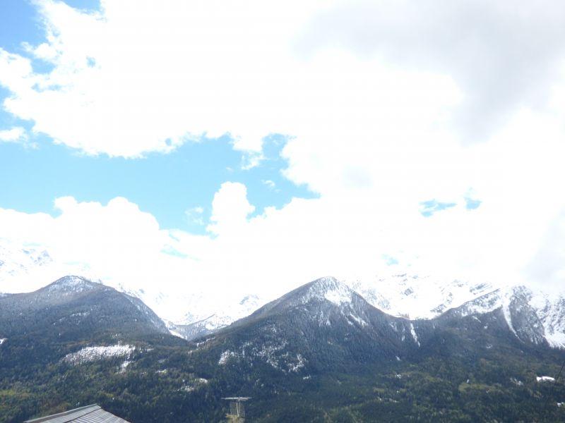 Vista dal balcone Affitto Appartamento 104693 La Salle