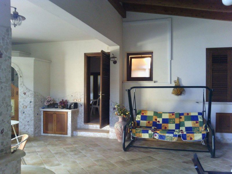 Cortile Affitto Villa  105374 Tre Fontane