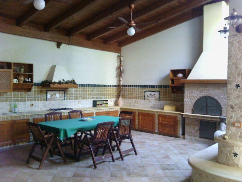 Cucina separata 2 Affitto Villa  105374 Mazara del Vallo