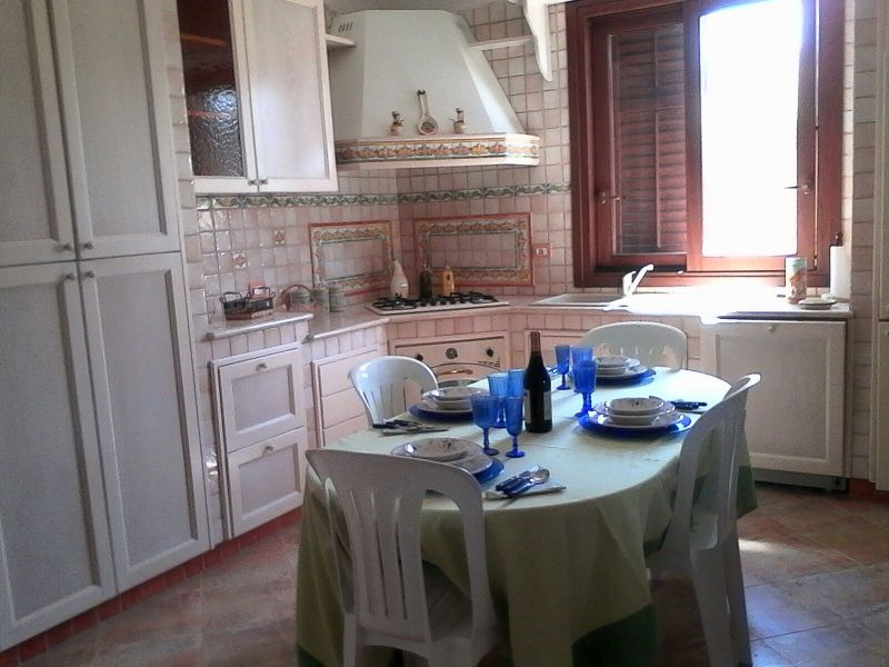 Cucina separata 1 Affitto Villa  105374 Mazara del Vallo