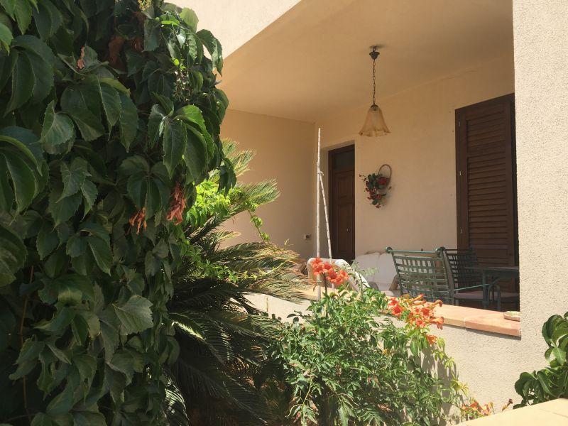 Veranda Affitto Villa  105374 Tre Fontane
