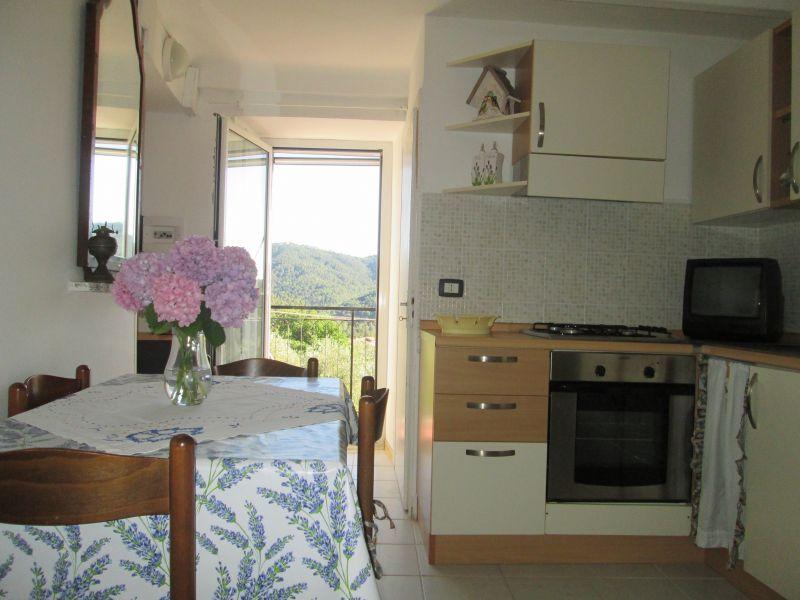 Cucina separata Affitto Appartamento 105777 Deiva Marina