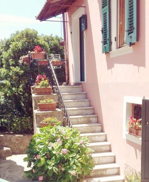 Entrata Affitto Appartamento 105777 Deiva Marina