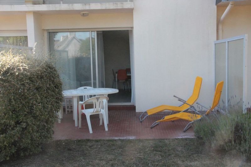 Vista dal terrazzo Affitto Appartamento 106100 Carnac