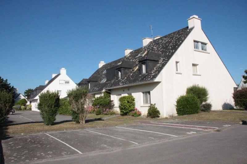 Vista esterna della casa vacanze Affitto Appartamento 106100 Carnac