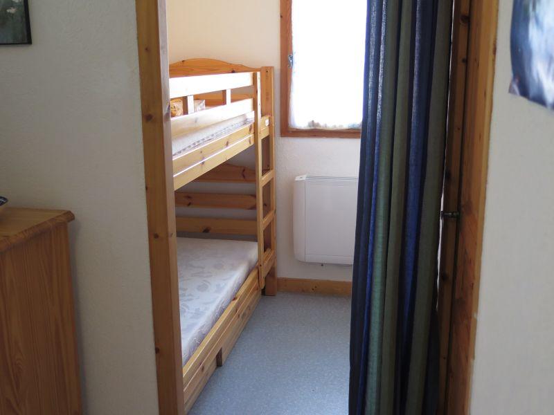 Zona notte cabina Affitto Appartamento 107444 Valloire