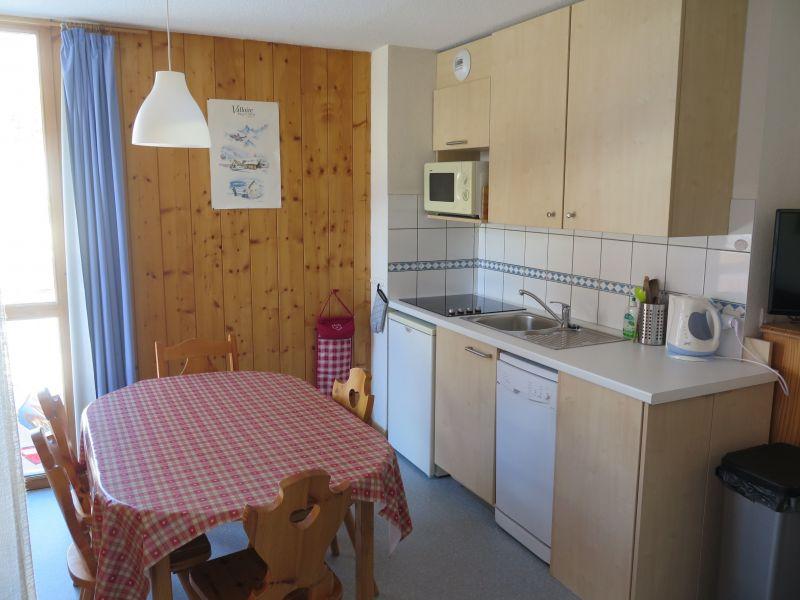 Angolo cottura Affitto Appartamento 107444 Valloire