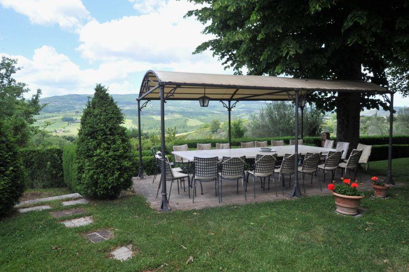 Giardino Affitto Villa  111227 Chianciano Terme