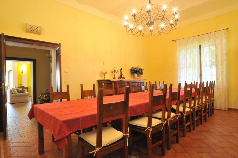 Sala da pranzo Affitto Villa  111227 Chianciano Terme
