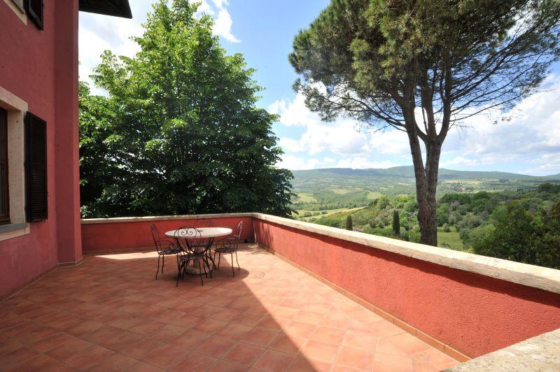 Terrazzo 1 Affitto Villa  111227 Chianciano Terme
