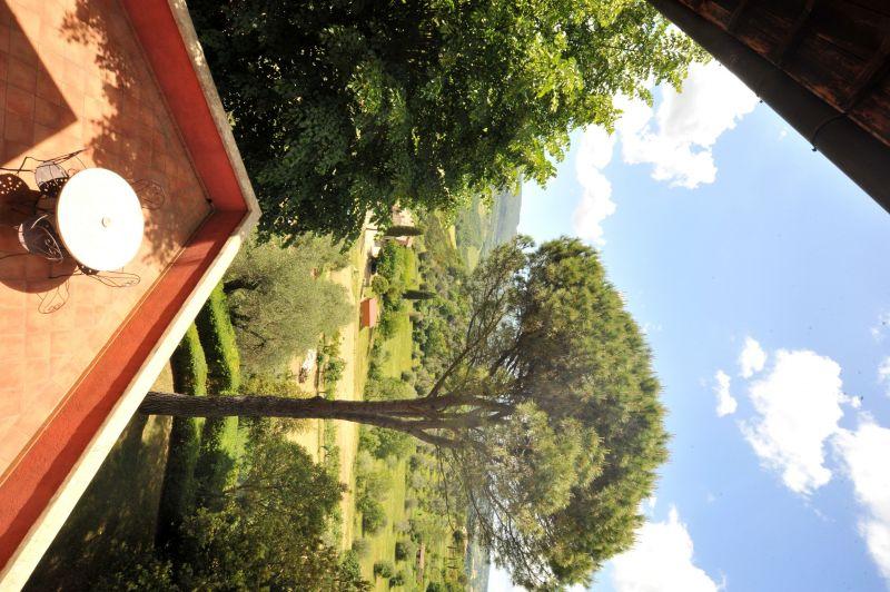 Vista dalla casa vacanze Affitto Villa  111227 Chianciano Terme
