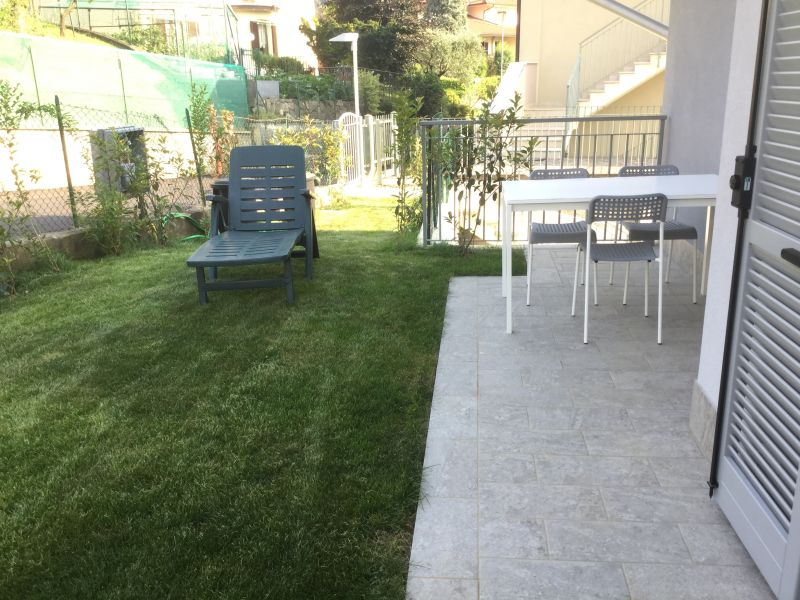Giardino Affitto Appartamento 111236 Trescore Balneario