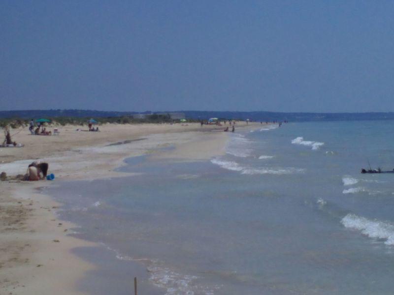 Spiaggia Affitto Casa 114947 Gallipoli