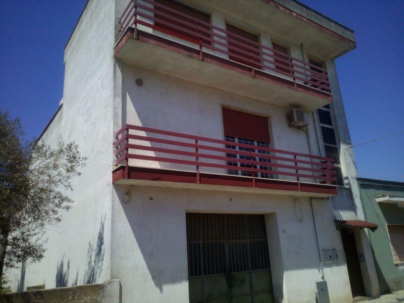 Vista esterna della casa vacanze Affitto Casa 114947 Gallipoli