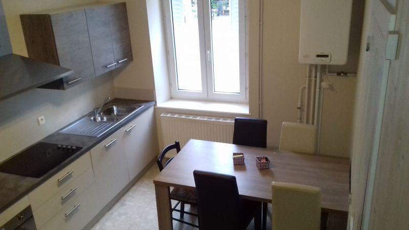 Cucina separata Affitto Appartamento 115584 Gérardmer