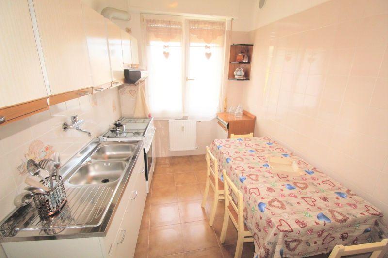 Cucina separata Affitto Appartamento 115818 Diano Marina
