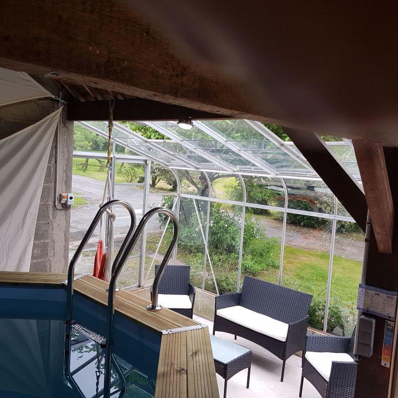 Piscina Affitto Villa  115829 Baud