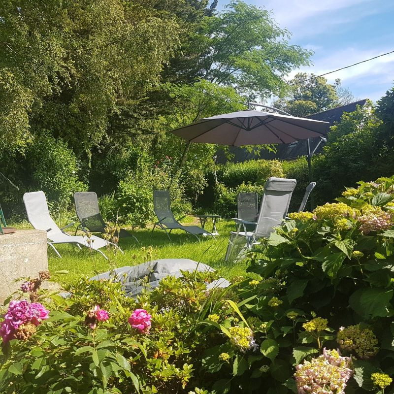 Giardino Affitto Villa  115829 Baud