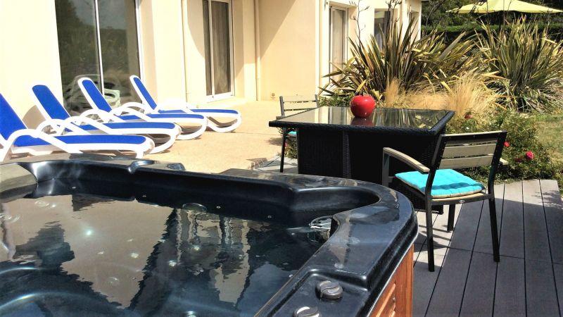 Vista dal terrazzo Affitto Villa  117027 Quiberon