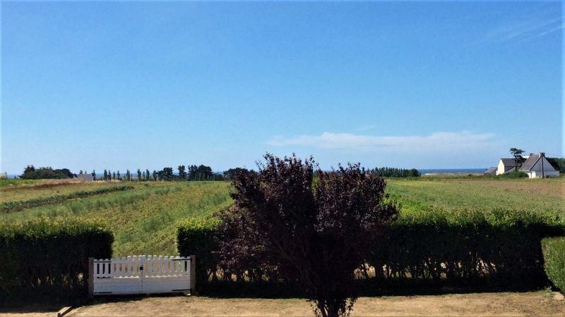 Vista dal balcone Affitto Villa  117027 Quiberon