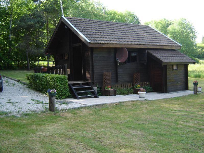 Vista esterna della casa vacanze Affitto Chalet 117172 Champagnole
