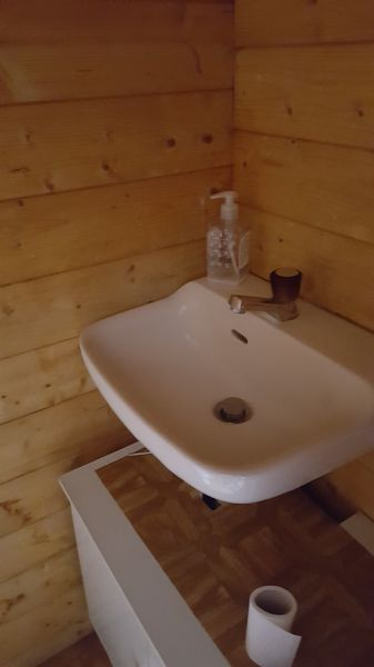 WC indipendente Affitto Chalet 117172 Champagnole