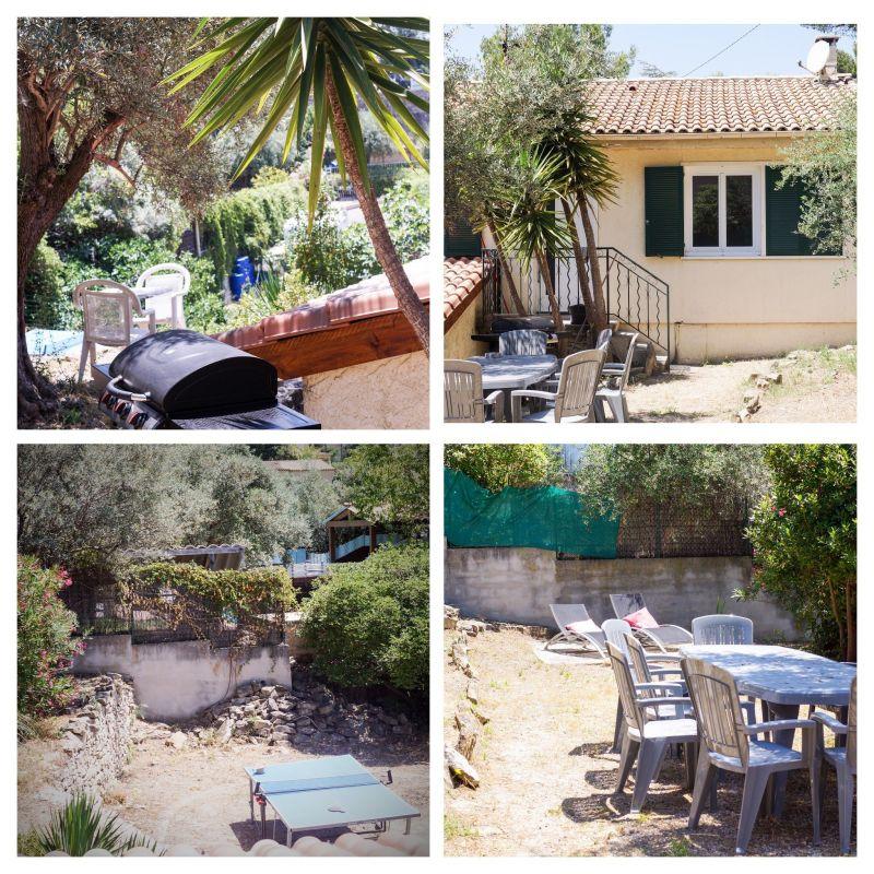 Vista esterna della casa vacanze Affitto Villa  118238 Ceyreste