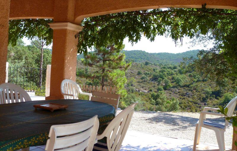 Terrazzo Affitto Villa  119068 Fayence