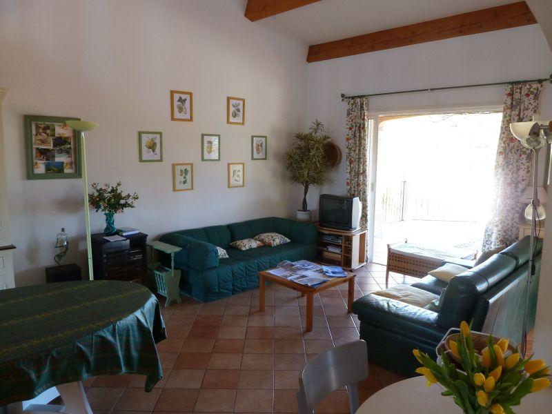 Soggiorno Affitto Villa  119068 Fayence