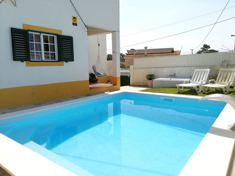Vista dal terrazzo Affitto Villa  65732 Lisbona