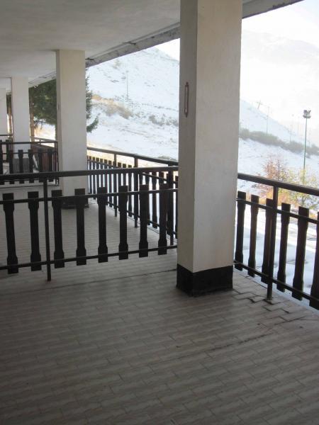 Vista dal terrazzo Affitto Appartamento 66253 Prato Nevoso