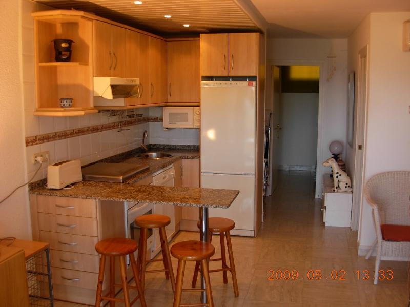 Cucina all'americana Affitto Appartamento 66831 Salou