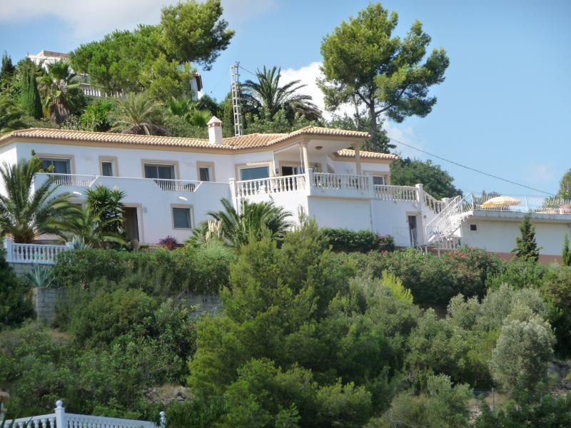 Vista esterna della casa vacanze Affitto Appartamento 68782 Dénia