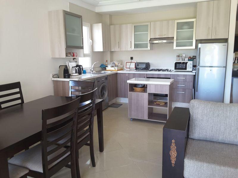 Cucina all'americana Affitto Appartamento 68882 Asilah