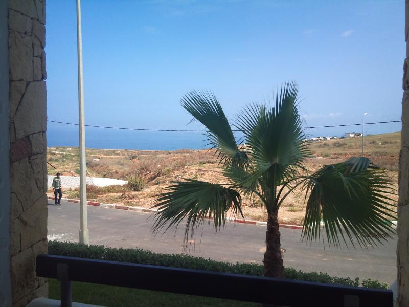 Vista dal terrazzo Affitto Appartamento 68882 Asilah