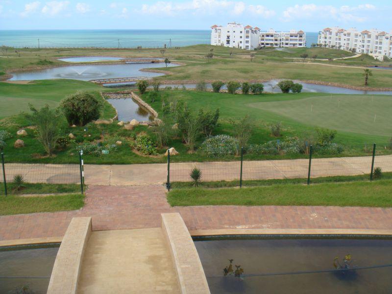 Vista dalla casa vacanze Affitto Appartamento 68882 Asilah