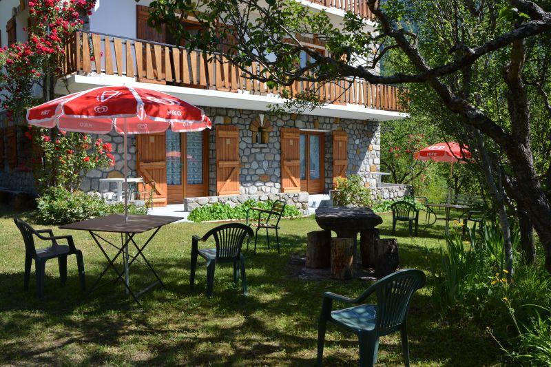 Giardino Affitto Appartamento 69139 Auron - Saint Etienne de Tinée