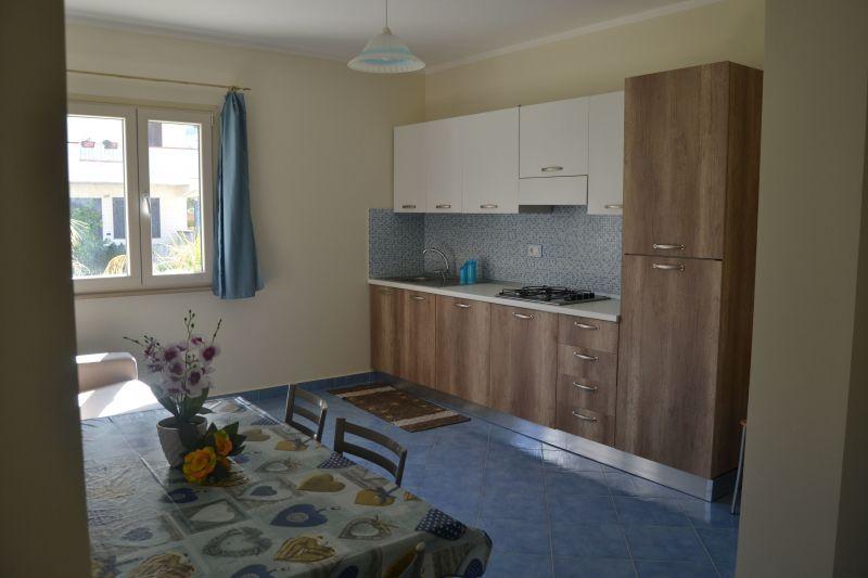 Cucina separata Affitto Appartamento 71718 Tropea