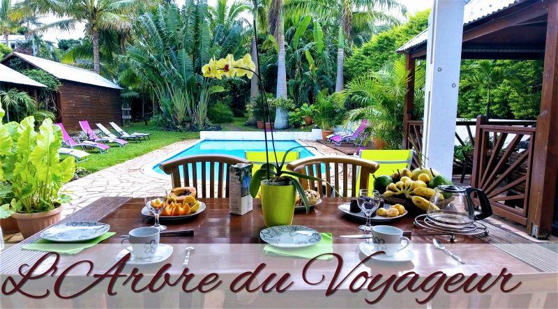 Vista dalla casa vacanze Affitto Villa  73361 L'Entre Deux