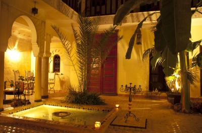 Cortile Affitto B&B 73372 Marrakech