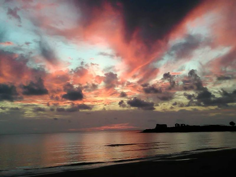 Spiaggia Affitto Appartamento 73910 Punta Secca