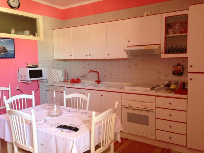 Angolo cottura Affitto Appartamento 73910 Punta Secca