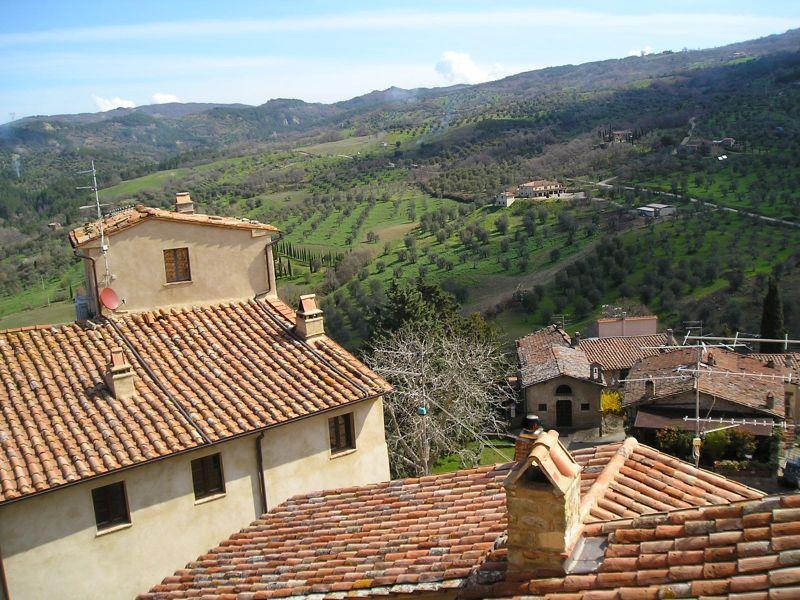 Vista dalla casa vacanze Affitto Appartamento 74222 Montalcino
