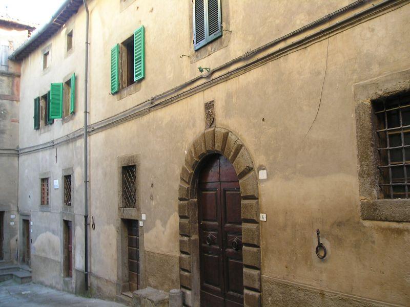 Vista esterna della casa vacanze Affitto Appartamento 74222 Montalcino