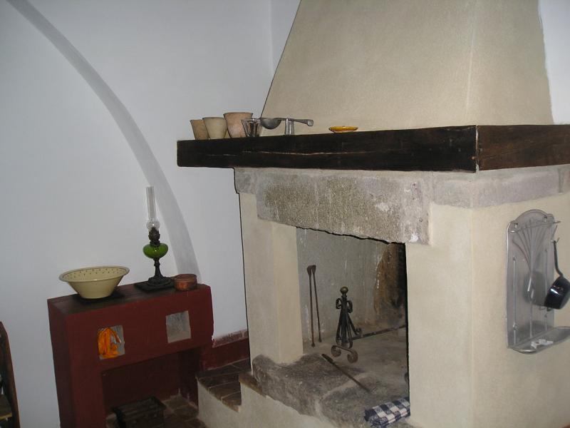 Cucina separata Affitto Appartamento 74222 Montalcino