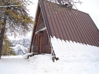 Vista esterna della casa vacanze Affitto Chalet 74879 Cesana Torinese