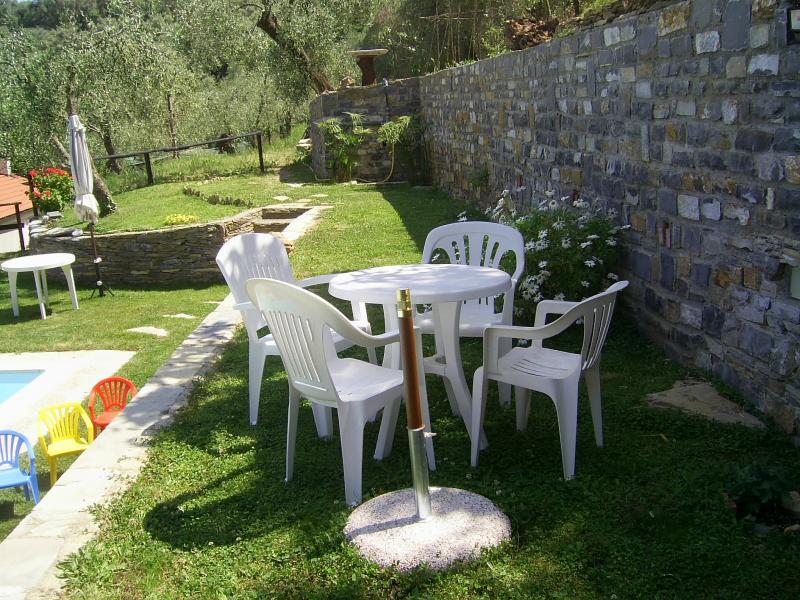 Giardino Affitto Agriturismo 78649 Dolcedo