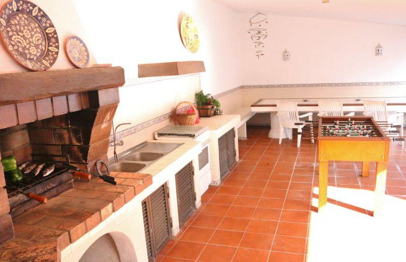 Barbecue Affitto Villa  78951 Lisbona