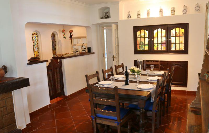 Sala da pranzo Affitto Villa  78951 Lisbona